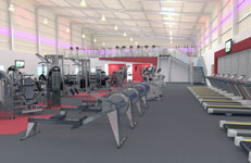 Acton gym equipment