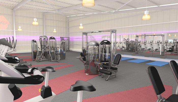 Milton Keynes Kiss gym gallery photo